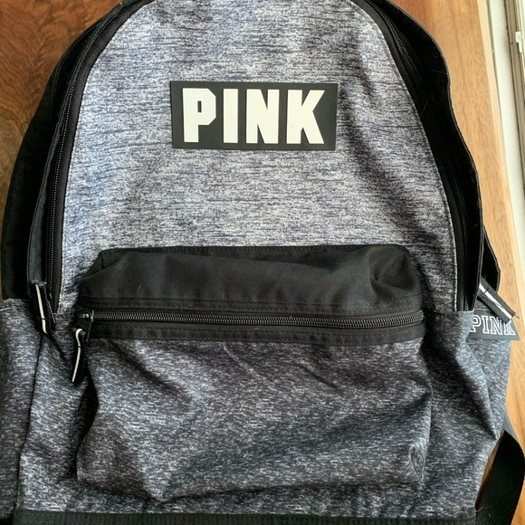 brand new pink backpack